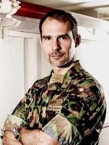Colonel Dr. A. Kunz